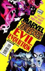 Marvel Zombies Evil Evolution #1 (2009) Marvel comic book